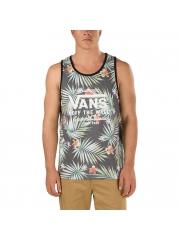 Koszulka Vans Kennett Tank Top Black Decay Palm