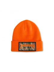 Czapka Thrasher Patch Beanie Orange