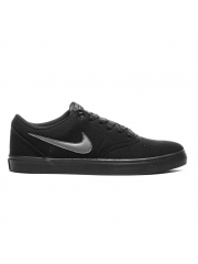 Buty Nike SB Check Canvas Solarsoft Black / Anthracite
