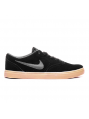 Buty Nike SB Check Solarsoft Black / Antracile / Gum-Light Brown