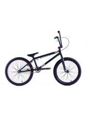 Rower BMX Academy Entrant 2017 Black / Purple