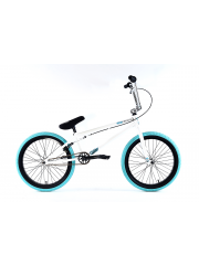 Rower BMX Colony Premise 2017 Gloss White / Teal