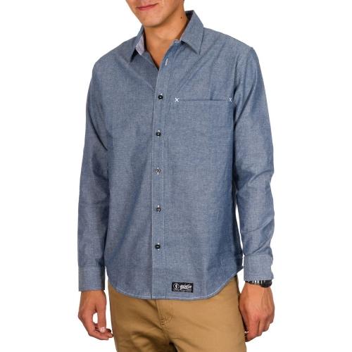 Koszula Quintin Rafael Chambray Blue