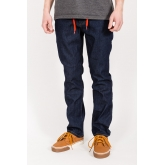 Spodnie Quintin Tucker Denim Blue