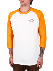 Longsleeve Quintin Bail Bonds 3/4 Yellow