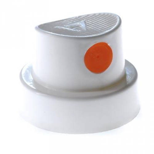 Końcówka Silent Fat Cap White / Orange