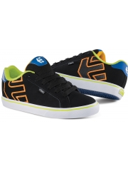 Buty Etnies Kids Fader Vulc Black / Orange / Navy