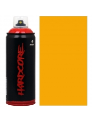 Farba Montana Hardcore 2 400ml R-1028 Medium Yellow