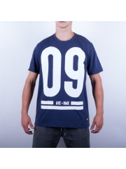 Koszulka Ave Bmx Underlined 09 Navy