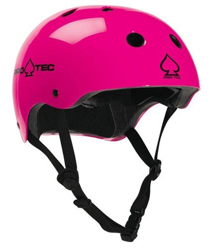 Kask Pro-Tec Classic Gloss Punk Pink