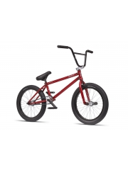 Rower BMX WTP Trust 2016 Glossy Clear Red