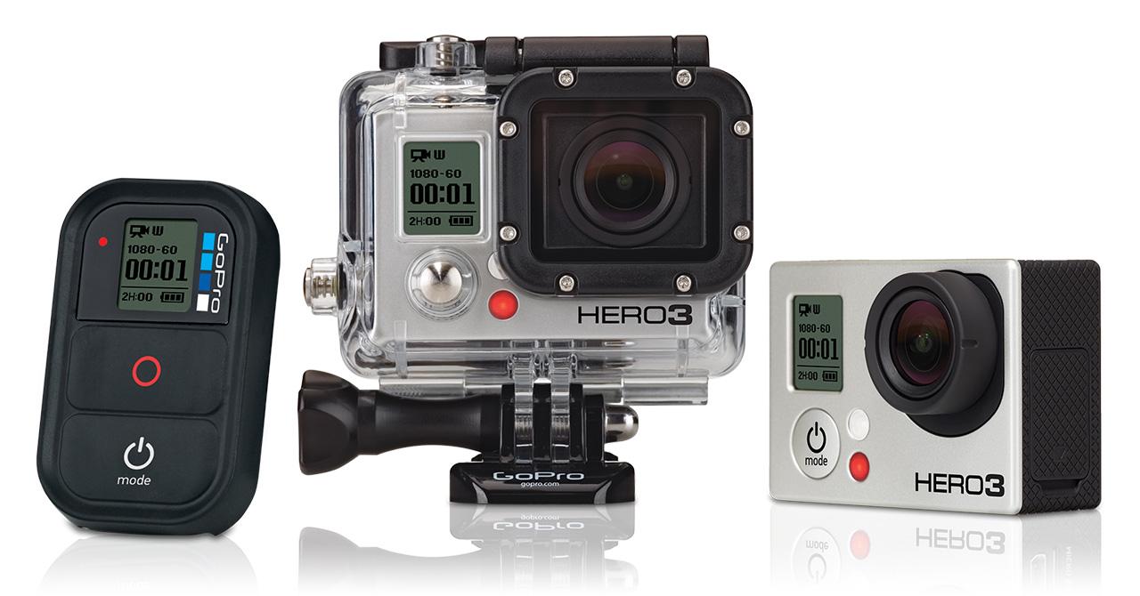 Kamera GoPro HD HERO 3 Black Edition : Rowery BMX największy i