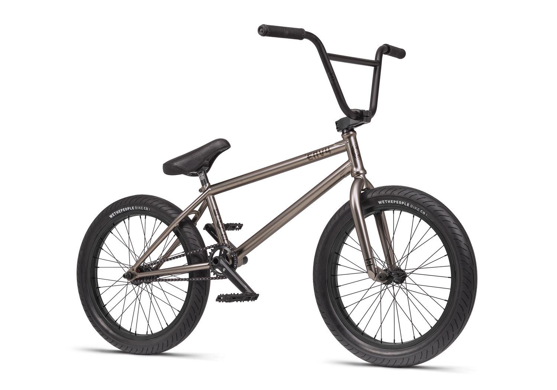Rower bmx wtp envy 2016 titan grey sklep avebmx rowery for Bmx store